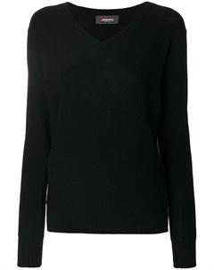 свитер с V образным вырезом Jo no fui