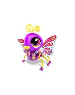 Интерактивная игрушка РобоЛайф Бабочка 1toy