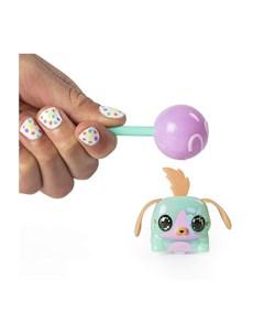 Интерактивная игрушка Лоллипетс Управляй зверьком с помощью сладости 2 шт Zoomer