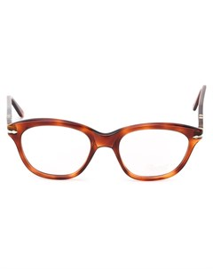 Очки с узором черепашьего панциря Persol pre-owned