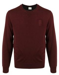 пуловер с круглым вырезом Kent & curwen