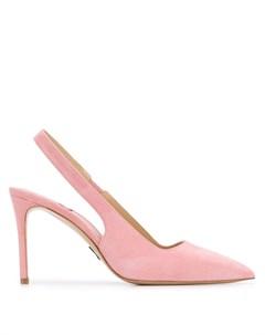 Туфли с ремешком на пятке Paul andrew