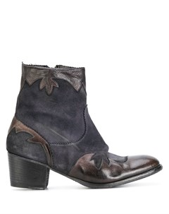 Ковбойские ботинки Ink