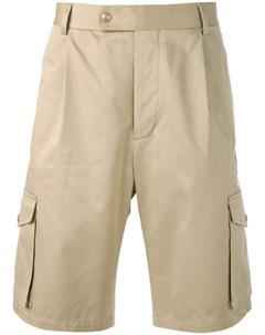 классические шорты карго Moncler