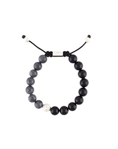 браслет из бусин Nialaya jewelry