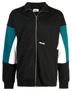 Спортивная куртка в стиле колор блок Palace