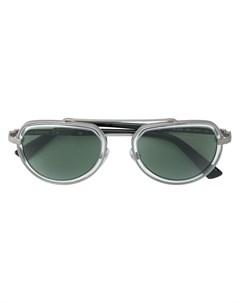 солнцезащитные очки авиаторы Diesel