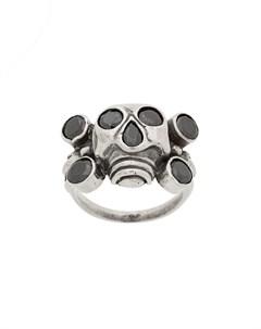 Декорированное кольцо в форме черпа Ktz