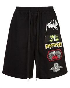 Спортивные шорты Mad Max Haculla
