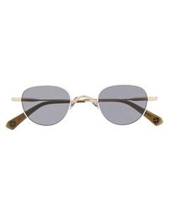 Солнцезащитные очки Guru в круглой оправе Peter & may walk