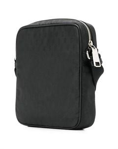 сумка мессенджер через плечо Versus