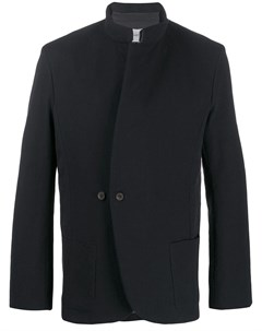Однобортный пиджак с высоким воротником Individual sentiments
