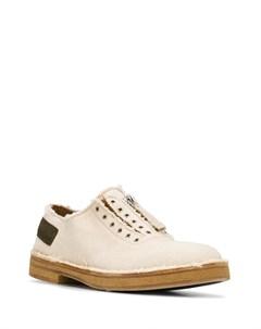 туфли с молнией спереди Premiata