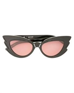 Солнцезащитные очки Emma Mulholland x Pared с крыльями Pared eyewear