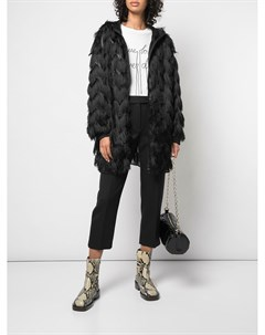 Пальто с бахромой Haculla