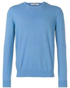 пуловер кроя слим La fileria for d'aniello