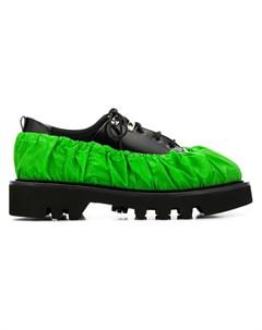 Туфли на шнуровке Rombaut