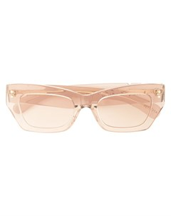 Солнцезащитные очки в массивной квадратной оправе Pared eyewear