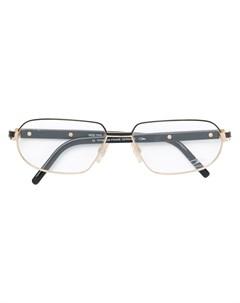 Классические очки в квадратной оправе Cazal