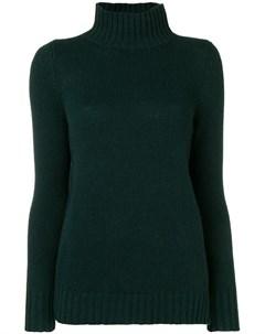 свитер с высокой горловиной Aragona