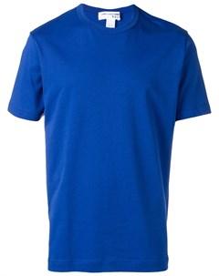 Футболка с принтом логотипа Comme des garçons shirt boys