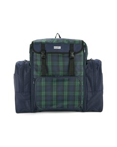 Рюкзак с клетчатыми панелями Familiar