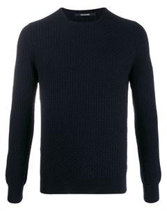 пуловер с круглым вырезом Tagliatore