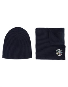 Комплект из шарфа и шапки в тон Aztech mountain