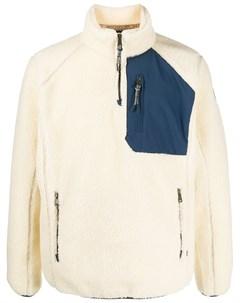 фактурный пуловер на молнии Napapijri