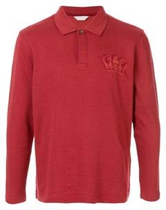 Рубашка поло с длинными рукавами Gieves & hawkes