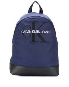 рюкзак с монограммой Calvin klein