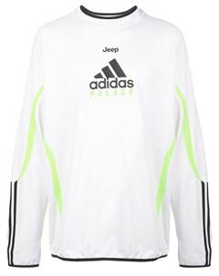 Футболка из коллаборации с adidas Palace
