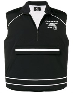 жилет пуловер с логотипом Converse