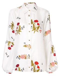 Блузка Bonlour с цветочным принтом Macgraw