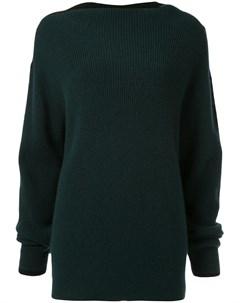 свитер с квадратным вырезом Muller of yoshiokubo