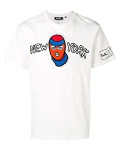 Футболка New York Robber Haculla