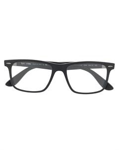 Очки в геометричной оправе Ray-ban®