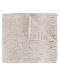 Удлиненный шарф тонкой вязки A kind of guise