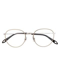 Декорированные солнцезащитные очки в круглой оправе Givenchy eyewear
