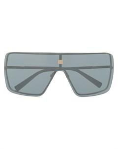 Солнцезащитные очки в прямоугольной оправе Givenchy eyewear