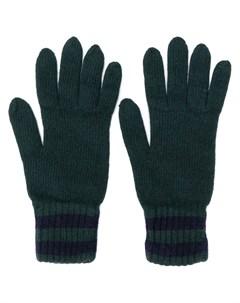 Трикотажные перчатки Pringle of scotland