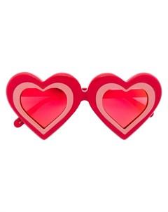 Солнцезащитные очки формы сердечки Yazbukey