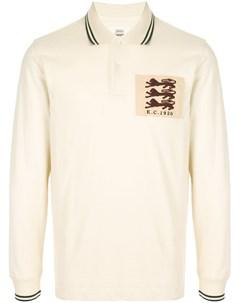 Рубашка поло с длинными рукавами Kent & curwen