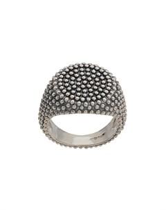фактурное кольцо Nove25