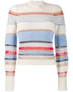 трикотажный пуловер Meredith Veronica beard