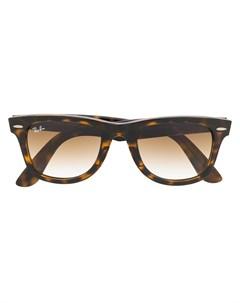 Солнцезащитные очки в оправе черепаховой расцветки Ray-ban®
