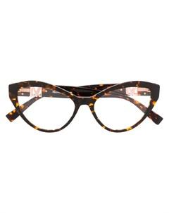 очки в оправе кошачий глаз Max mara