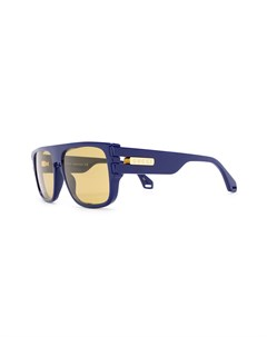 Солнцезащитные очки в оправе кошачий глаз Gucci eyewear