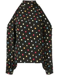 Блузка в горошек Anna october