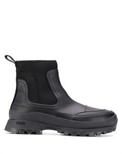 Массивные ботинки без застежки Stella mccartney